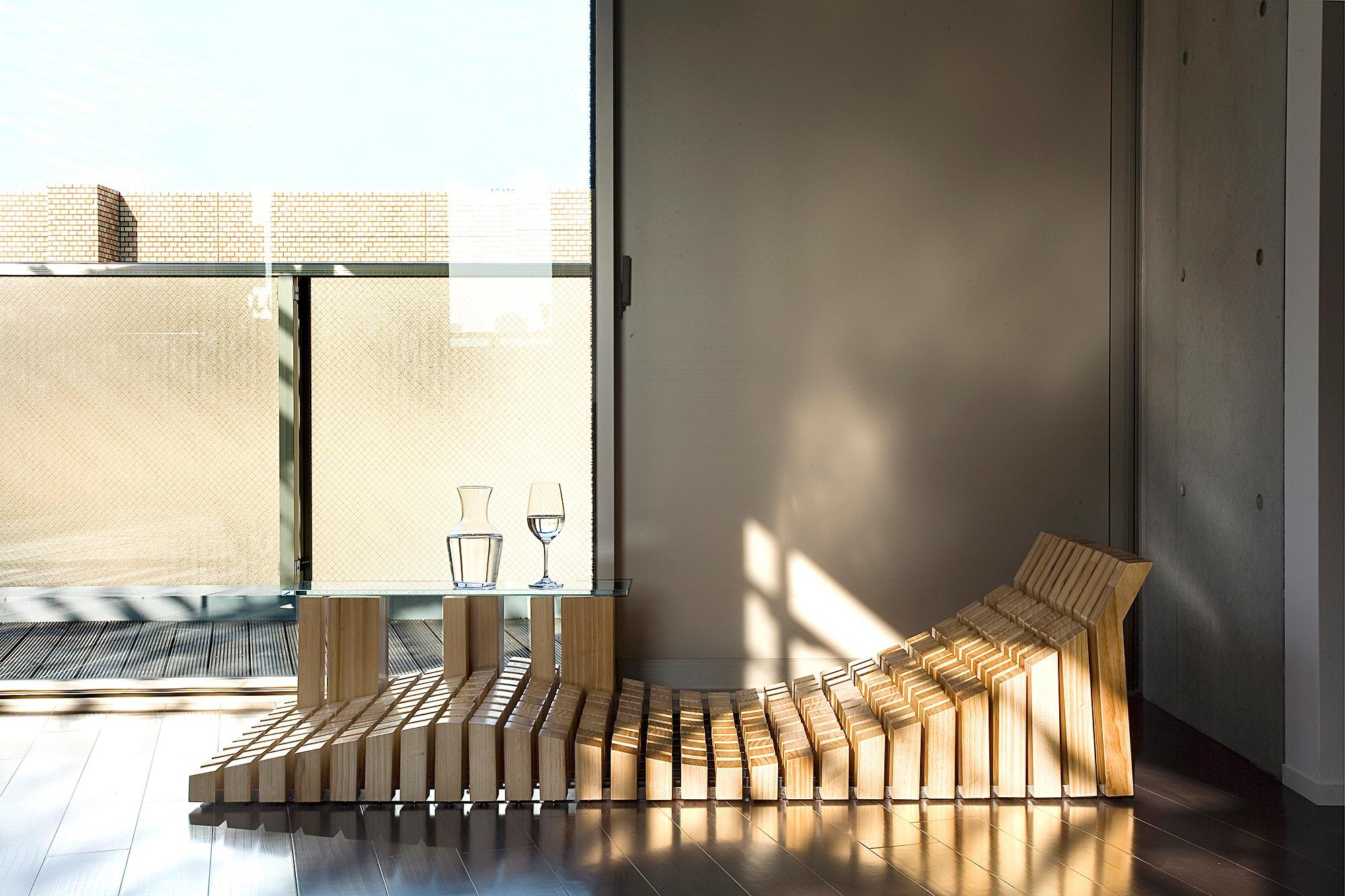 Compressed Wood Furniture Tokyo Carbondale